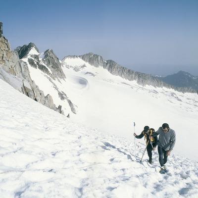 Alpinismo en el Parque Natural del Cadí-Moixeró.  (Daniel Julián)