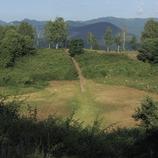 Crater of the Montsacopa volcano in La Garrotxa Volcanic Area Natural Park.  (José Luis Rodríguez)