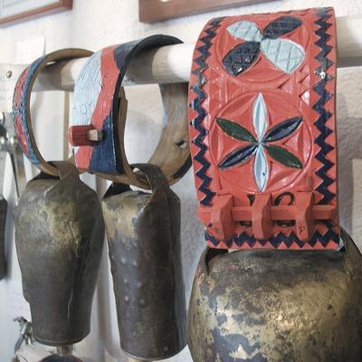 Cencerro en el Museo del Pastor  (Servicios Editoriales Georama)