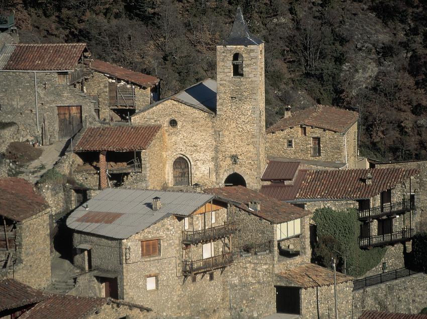 Iglesia de Sant Gervasi  (Servicios Editoriales Georama)
