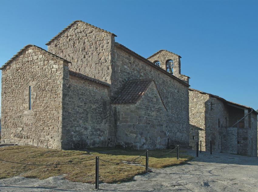 Iglesia de Santa Maria d'Avià  (Servicios Editoriales Georama)