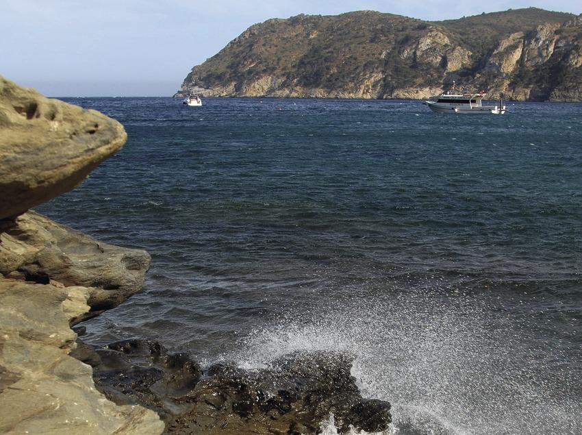 Crique Jóncols dans le parc naturel du cap de Creus.  (José Luis Rodríguez)