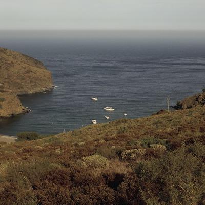 Cala Jóncols al Parc Natural del Cap de Creus.