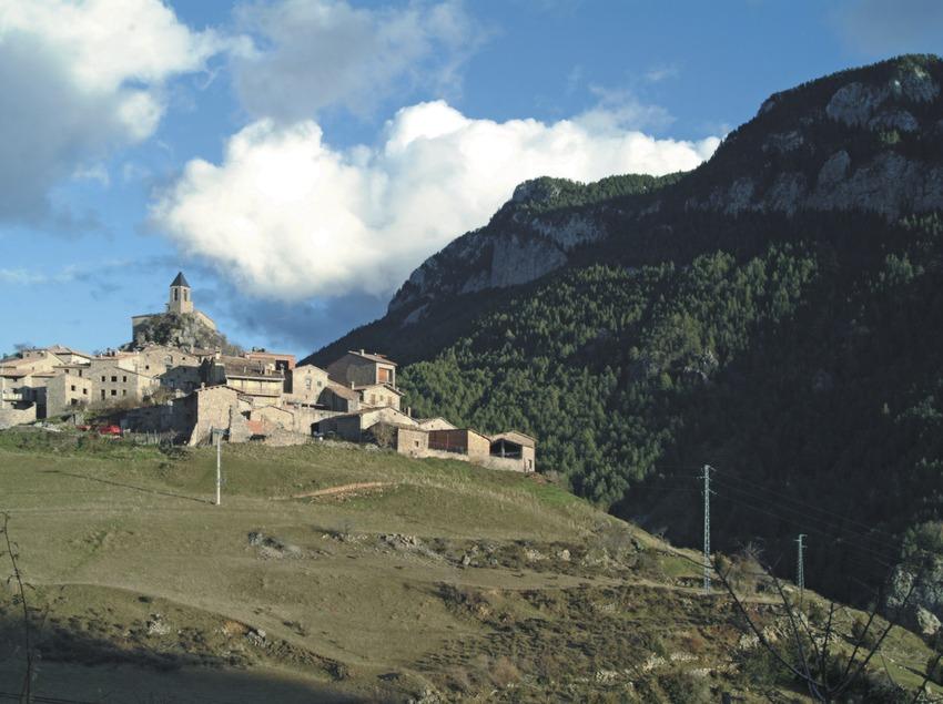 Josa del Cadí et la sierra Cabirolera