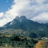 El Pedraforca, in the Cadí-Moixeró Natural Park.  (Servicios Editoriales Georama)