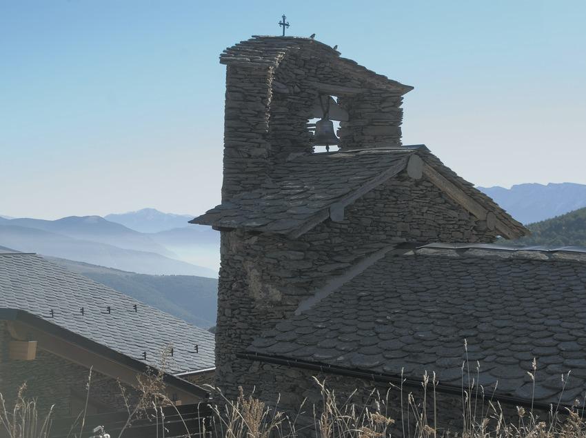 Església de Sant Andreu de Castellbó  (Servicios Editoriales Georama)