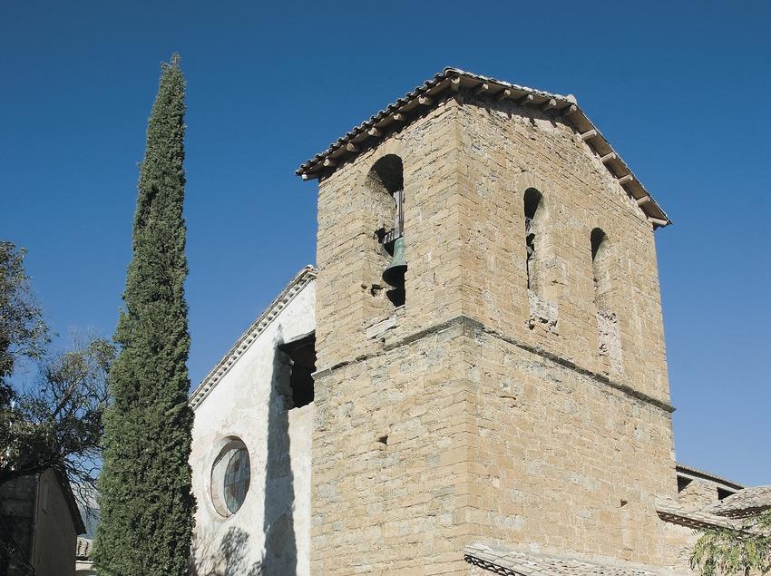 Iglesia de Sant Martí  (Servicios Editoriales Georama)