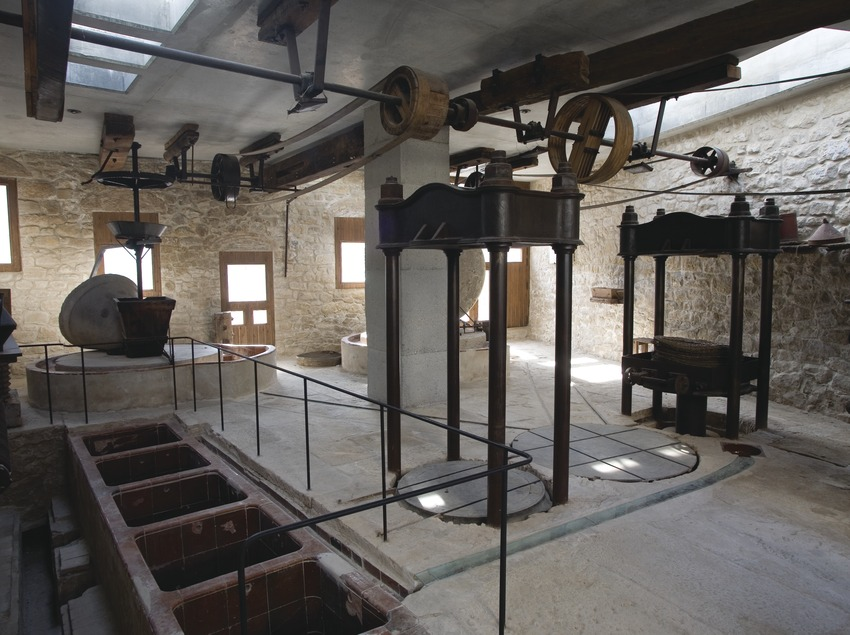 Arbeca. Museo Molino del Aceite de l'Argilés (Miguel Raurich)