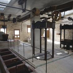 Arbeca. Museo Molino del Aceite de l'Argilés