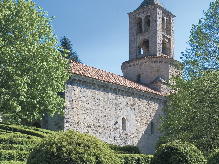 Church of the monastery of Sant Pere