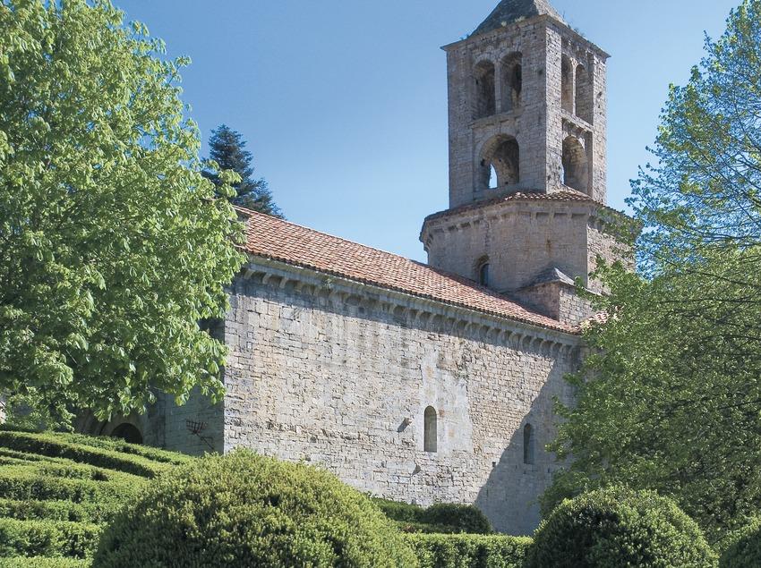 Iglesia del monasterio de Sant Pere  (Servicios Editoriales Georama)