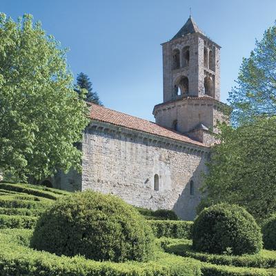 Iglesia del monasterio de Sant Pere