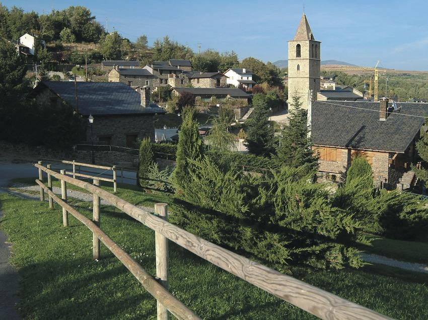 Église Sant Esteve et Sant Valerià