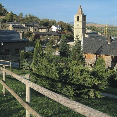 Church of Sant Esteve and Sant Valerià