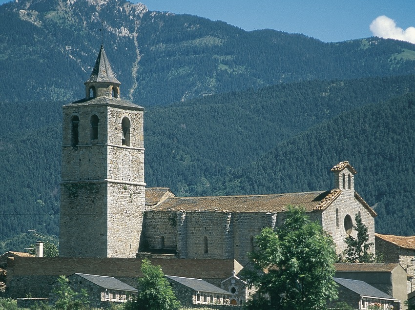 Église Santa Maria de Talló