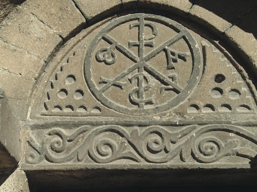 North doorway of the church of l'Assumpció de Maria  (Servicios Editoriales Georama)