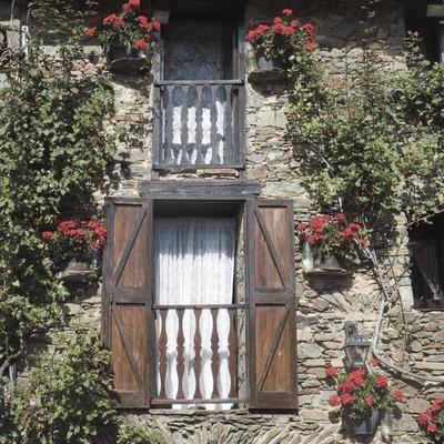 Arquitectura tradicional pirenaica