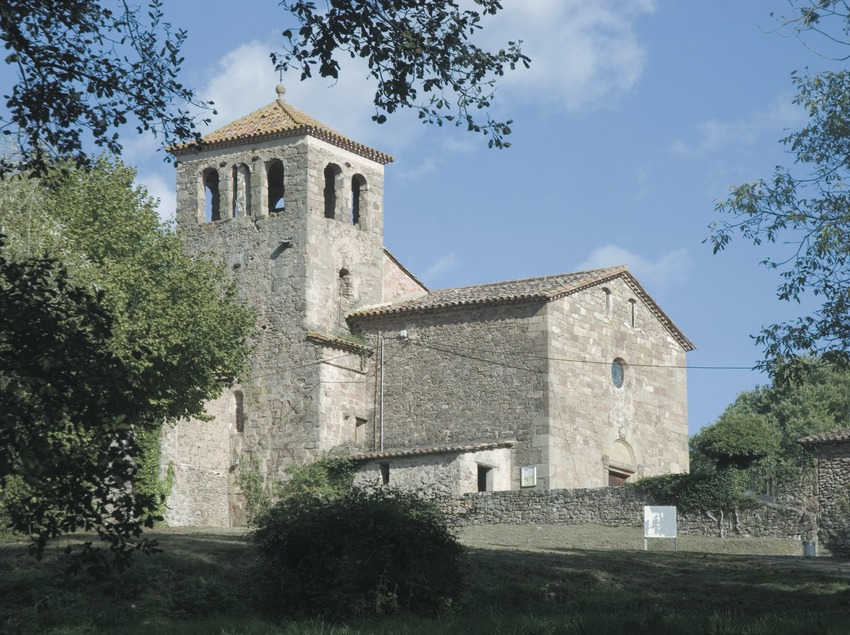 Church of Sant Salvador de Bianya