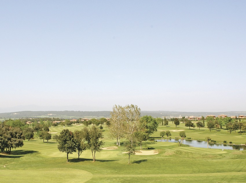 Vista general de Torremirona Golf & SPA Resort  (Marc Ripol)