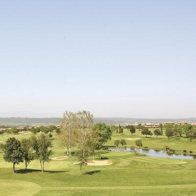 Vista general de Torremirona Golf & SPA Resort  (Marc Ripol)