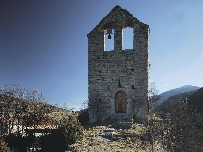 Iglesia románica de Sant Julià  (Servicios Editoriales Georama)
