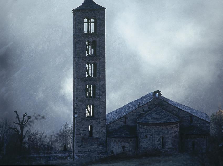 Die Kirche Sant Cristòfol Climent de Taüll