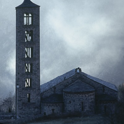 Església de Sant Climent de Taüll  (Servicios Editoriales Georama)