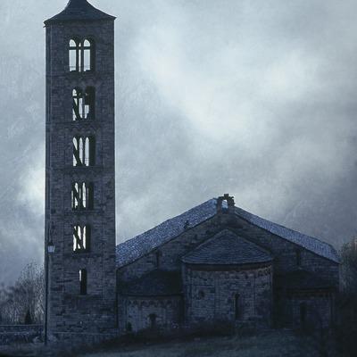 Iglesia de Sant Climent de Taüll  (Servicios Editoriales Georama)