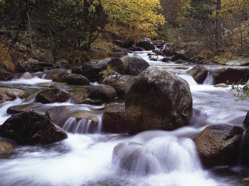 River Aiguamoix.  (José Luis Rodríguez)