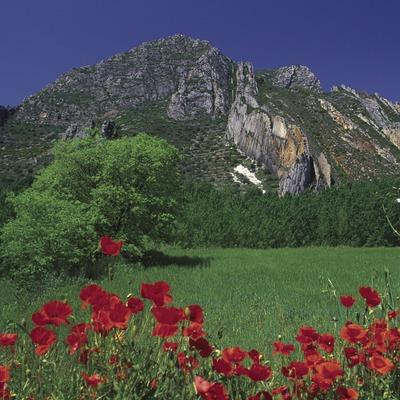 Sierra del Montsec.  (José Luis Rodríguez)