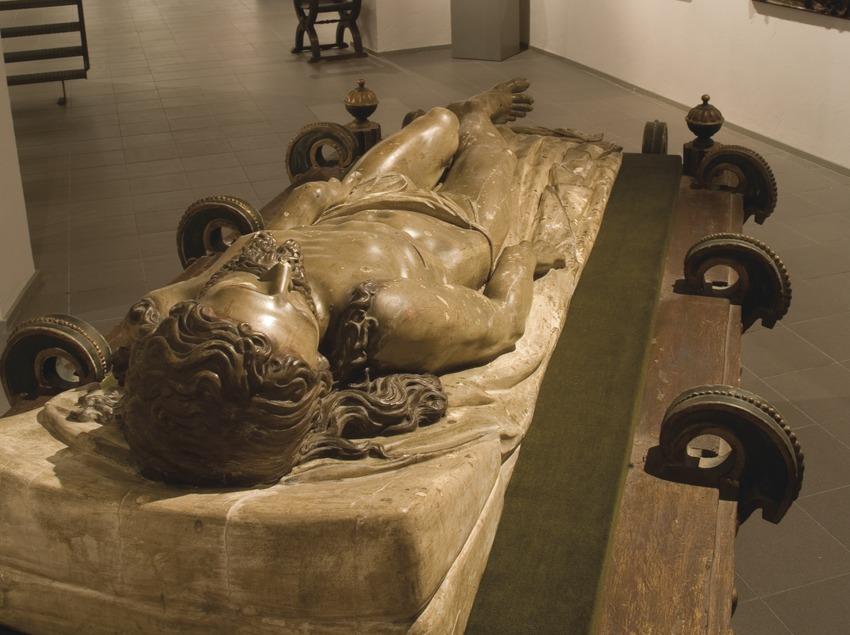 Sala d'art religiós medieval al Museu Comarcal de la Conca de Barberà-Museu d'Art Frederic Mares  (Miguel Raurich)