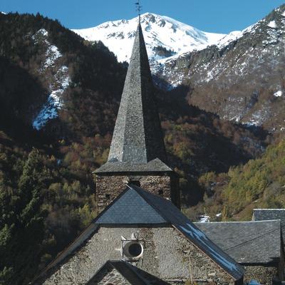 Church of Sant Pèir Ad Vincula (18th century)
