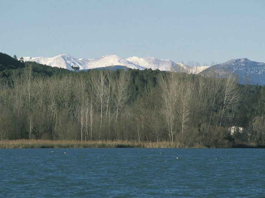Lago de Banyoles  (Servicios Editoriales Georama)