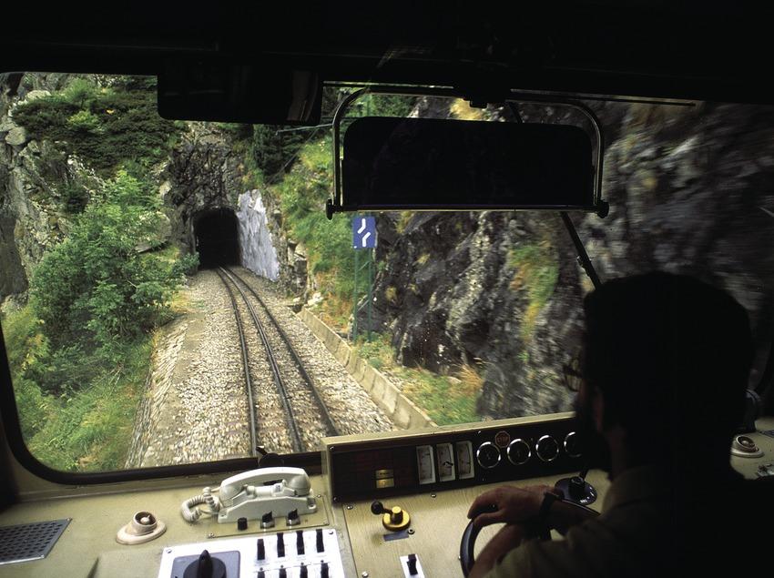 Chemin de fer à crémaillère de Núria.  (José Luis Rodríguez)