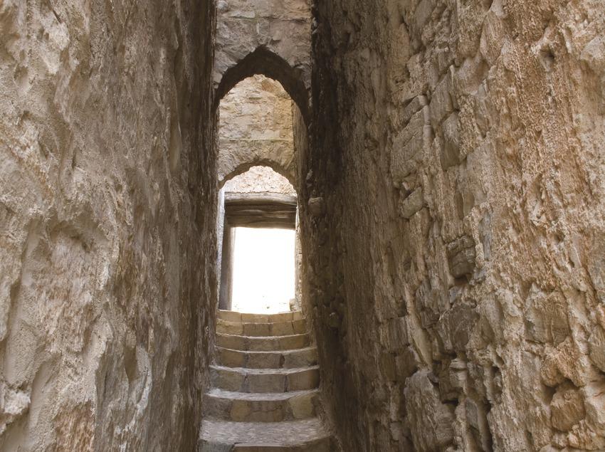 Calle de los Judíos en el Call (Judería)  (Miguel Raurich)