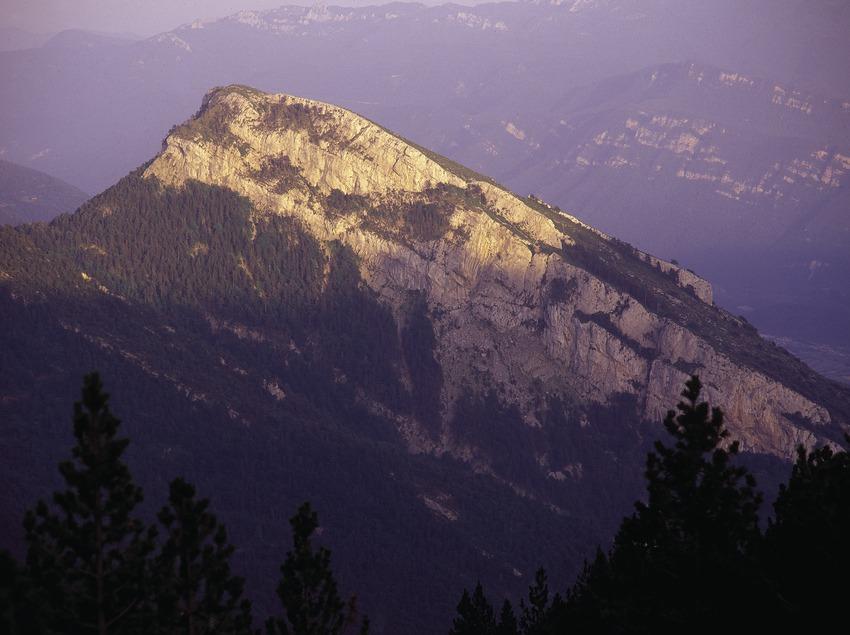 Peak of Tossa d'Alp in the Cadí-Moixeró Natural Park.  (José Luis Rodríguez)
