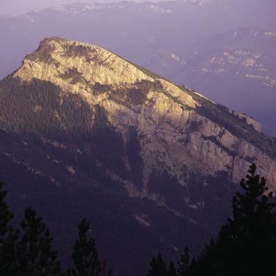 Pic de Tossa d'Alp al Parc Natural del Cadí-Moixeró.  (José Luis Rodríguez)