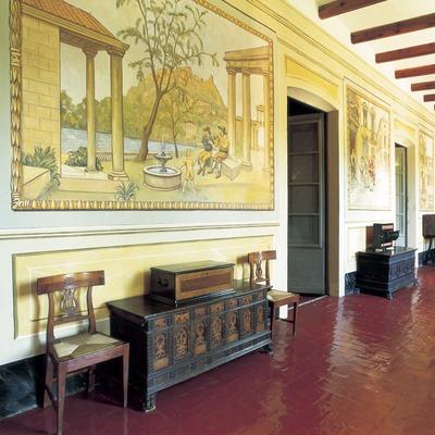 Sala del Museu Romàntic Can Papiol  (Turismo Verde S.L.)