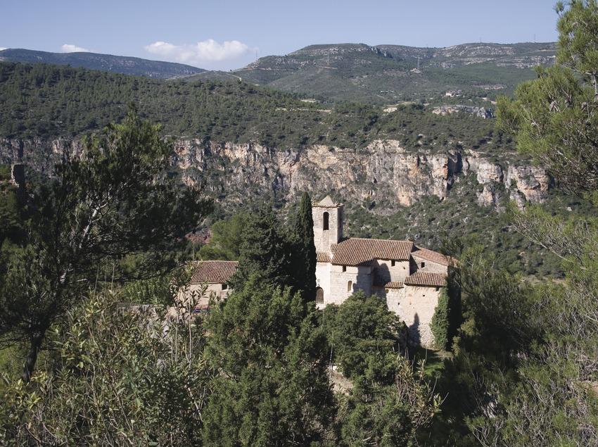 Iglesia de Santa Maria  (Miguel Raurich)
