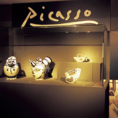 Espacio Picasso en el Museo del Botijo.  (Turismo Verde S.L.)