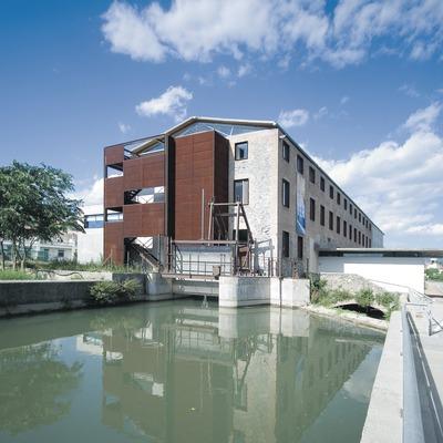 Industrial Museum of the Ter River (MIT)  (Servicios Editoriales Georama)