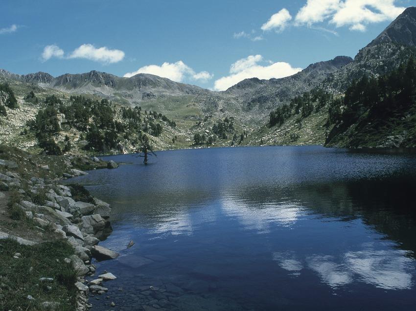 Lago de Basiver