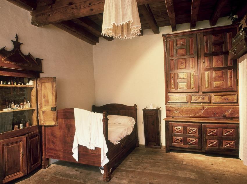 Das Haus Joanchiquet. Museum des Aran-Tals