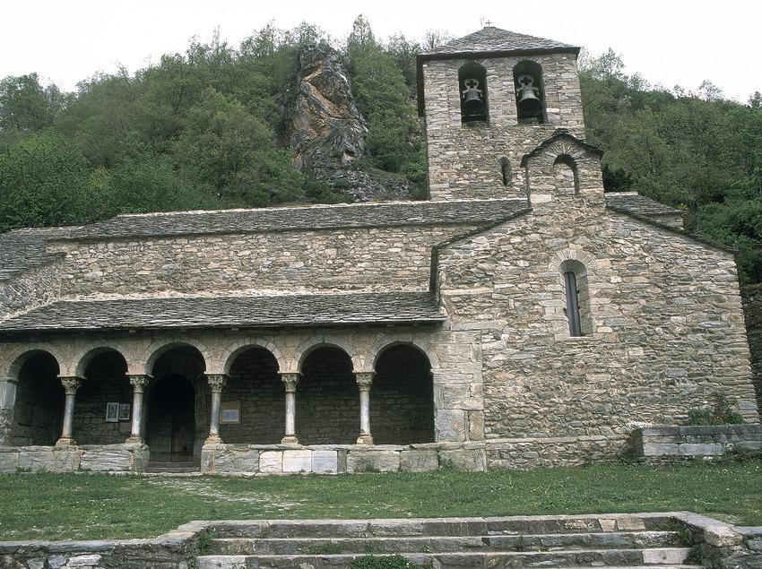 Iglesia de Sant Jaume  (Turismo Verde, S.L.)