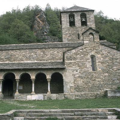 Església de Sant Jaume  (Turismo Verde, S.L.)