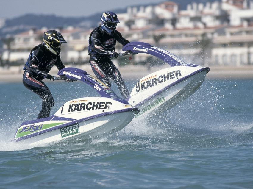 Wassermotorräder
