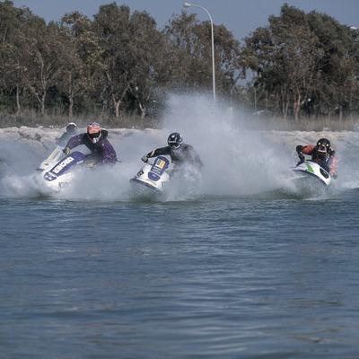 Motos aquàtiques  (Daniel Julián)