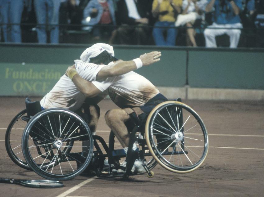 Tennis. Estadio Olímpico Lluís Companys.