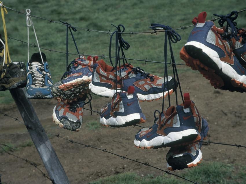 Sports footwear  (Daniel Julián)