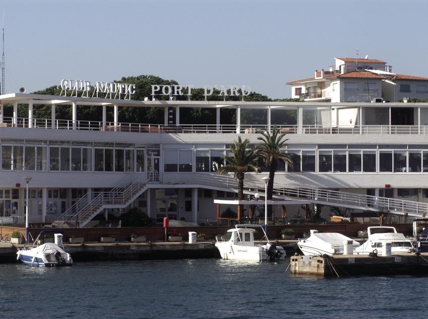 Installations du port de plaisance de Marina Port d'Aro  (Marc Ripol)